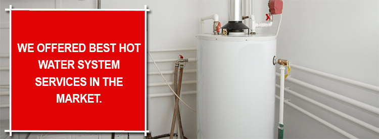 Hot Water Systems Para Vista